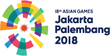 Asian Games 2018 Logo