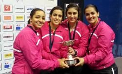 Egypt Snatch Women's World Team Title In Nimes