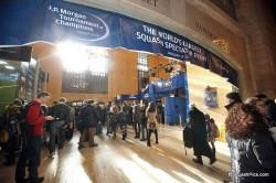 Willstrop withstands Pilley pressure in New York
