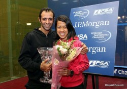David and Shabana dominant in ToC finals