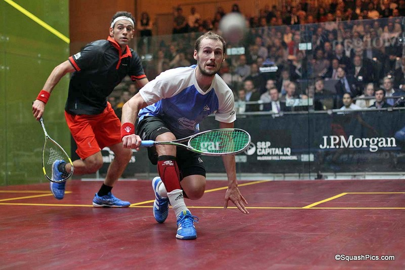 Top Seeds through to the Finals in New York – World Squash
