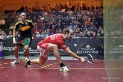 Rampant Rosner ousts Dawish at TOC
