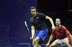 Returning Ramy Excels In Swedish Debut
