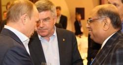 Sochi Boost For Squash Olympic Bid