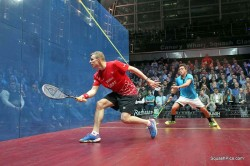 Matthew And Willstrop Set Up All English Canary Wharf Final