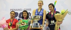 England's Laura Massaro Wins Women's World Championship Title