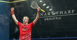 Matthew Takes Canary Wharf Classic Title