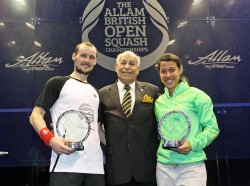 Gaultier and David claim British Open titles in Hull