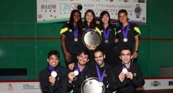Malaysia & Pakistan Share Asian Team Success