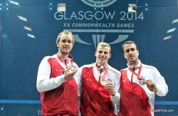 Commonwealth Games – Singles Finals