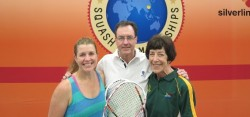 Graingers On Course For World Masters Family Double In Hong Kong