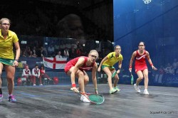 Commonwealth Games Doubles – Day Three