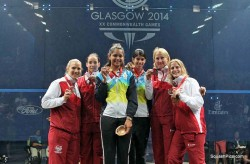 Commonwealth Games Doubles – Day Five