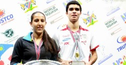 Elias and Mohamed claim World Junior titles in Namibia