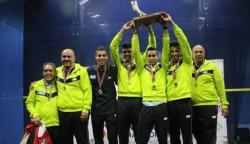 Egypt Win Third Successive World Junior Team Title