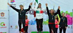 Hosts Mexico Win Triple Pan American Championship Gold