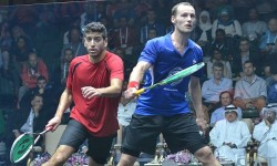 Top Seed Gaultier Survives Scare In World Championship Opener