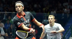 Elshorbagy Downs Matthew To Set Up All-Egyptian World Final