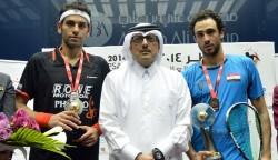 Egypt's Ashour Is 2014 Squash World Champion