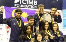 Malaysia Strike Double Gold In Asian Junior Championships