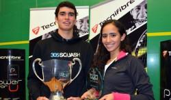Elias & Gohar Extend World Junior Rankings' Reigns