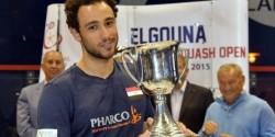 Ashour Wins 2015 El Gouna International