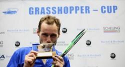 Gaultier Wins 2015 Grasshopper Cup