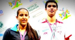 Diego Elias & Habiba Mohamed Seeded To Retain World Junior Titles