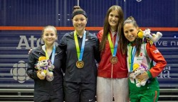 Rodriguez and Sobhy claim PanAm Gold in Toronto