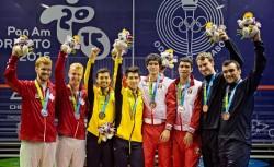 Herrera/Vargas & Grainger/Sobhy Win Doubles PanAm Games Gold