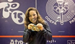 Sobhy Makes PanAm Games History While USA & Canada Strike Team Gold
