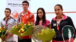 Elias & Gohar Are The 2015 World Junior Champions