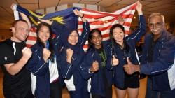 Malaysia Gatecrash World Junior Semis