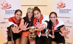 Egypt Retain World Junior Team Title