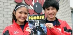 Squash Set For Tokyo 2020 Presentation