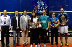 El Welily and Gaultier take China Open titles