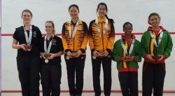 Doubles Treble Leads To Malaysia Commonwealth Youth Games Clean Sweep