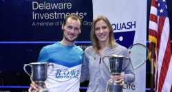 Gaultier and Massaro claim U.S. Open titles