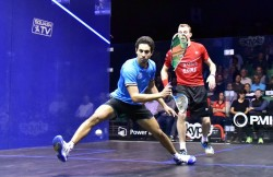 Three-time Champions Ashour and Matthew out of 2015 World Championship