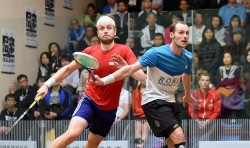 World Champion Gaultier comes through stern test to reach Hong Kong Quarters