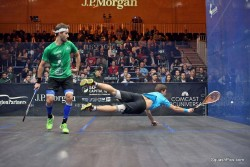 Castagnet to Meet Elshorbagy in First Tournament of Champions Semi-Final