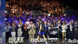 Egyptian Quartet Make History At 2016 British Open