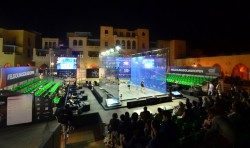 Elshorbagy leads Egyptian charge into El Gouna Quarters