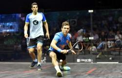 Rodriguez Roars Into El Gouna Semis