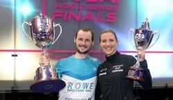 Massaro and Gaultier are PSA Dubai World Series Finals Champions