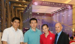 China Bids To Host First World Squash Championship