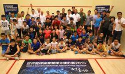 "Minnows Macau Make World Squash Pledge: ""We're Coming!"""