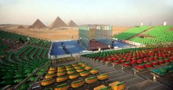 Squash Returns To Great Pyramid of Giza