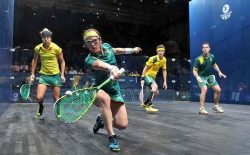 Hosts Australia Seeded For Double Gold In Darwin World Doubles