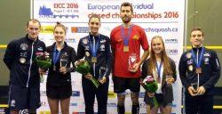 Golan & Serme are European Champions